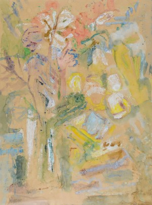 Blumenkomposition ⋅ um 1960 Image