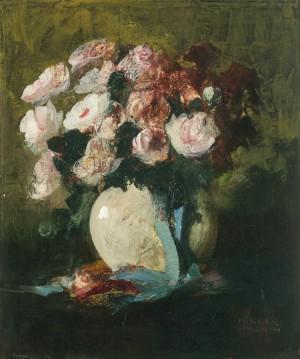 Rote Rosen ⋅ um 1940/45 Image