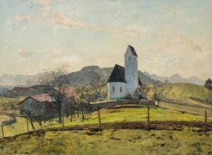 Steinkirchen am Samerberg ⋅ 1935 Image