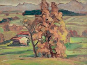Herbst auf der Ratzinger Höhe Image