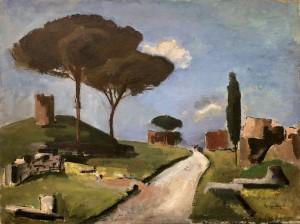 Via Appia ⋅ um 1940 Image