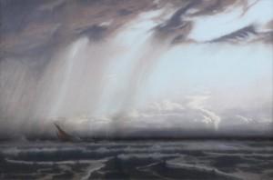 Regenschauer ⋅ um 1911 Image