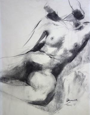 Weiblicher Akt (Paris) ⋅ 1937 Image