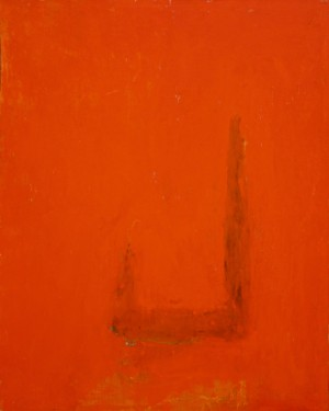 Dämmerung in Rot II ⋅ 1996 Image
