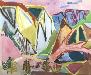 Ischia III ⋅ 1957 Image
