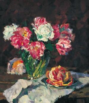 Tulpen und Orangen ⋅ um 1930 Image