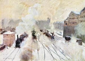 Münchener Frühling ⋅ um 1905 Image