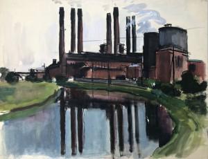 Kamine (Industrie) Image