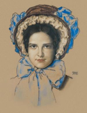 Mary Stuck ⋅ um 1904 Image