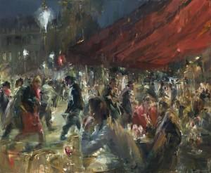 Nachtschwärmer, Paris ⋅ 2013 Image