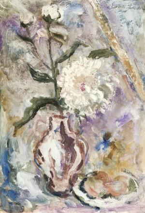 Chrysantheme ⋅ um 1980 Image
