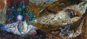 Stillleben mit Pferd und Taube ⋅ 1969 Image