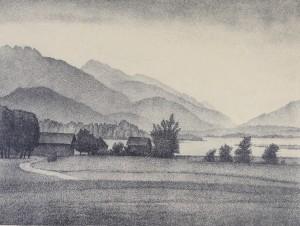 Chiemsee II ⋅ 1938 Image