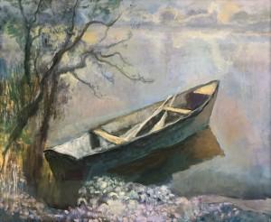 Kahn am Ufer ⋅ 2006 Image