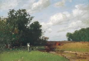Spätsommer ⋅ um 1890 Image