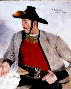 Sarntaler Bauer ⋅ 1928 Image