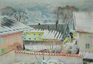Urfahrn - Häuser Tassilo, Schlagintweit und Lausch ⋅ nach 1950 Image