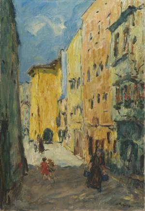 Aus Wasserburg am Inn ⋅ um 1920 Image