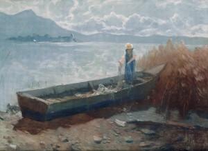 Chiemseefischer ⋅ 1945 Image