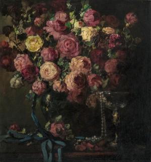 Rosen ⋅ um 1920 Image