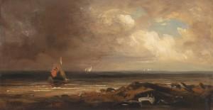 An der Küste ⋅ um 1851 Image