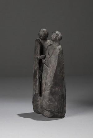 Kleines Paar, stehend ⋅ 1978 Image