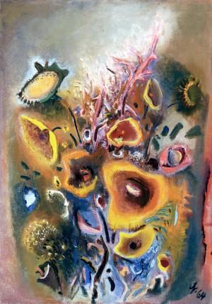 Kleiner Blumenstrauß ⋅ 1964 Image