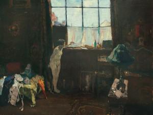 Akt im Atelier ⋅ 1923/25 Image