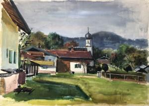 Bayerisches Dorf Image