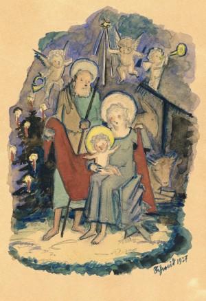 Weihnacht ⋅ 1927 Image