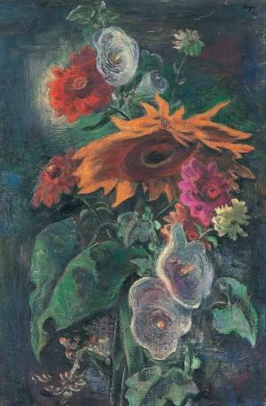 Sommerblumen ⋅ 1940 Image