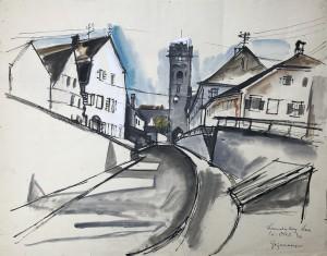 Landsberg am Lech ⋅ 1930 Image