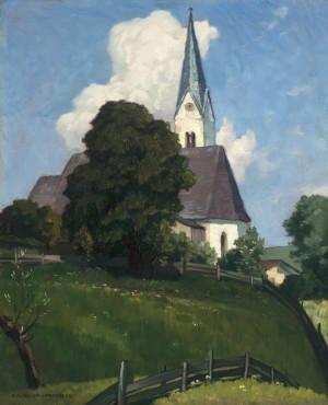 Törwanger Kirche ⋅ 1943 Image