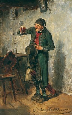 """""""Gutes Bier"""" ⋅ 1887 Image"""