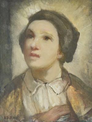 Heilige Maria ⋅ um 1920 Image