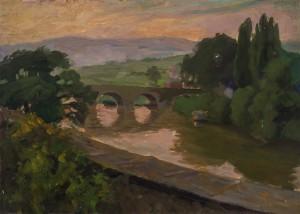 Brücke in der Provence Image