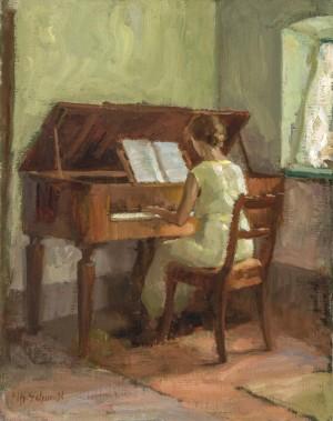 Klavierspiel Image