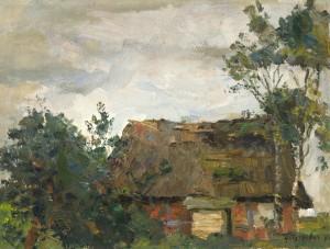 Altes Haus ⋅ 1895 Image