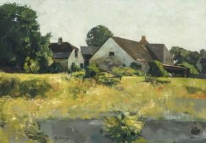 Bauernhaus in Kallmünz ⋅ um 1923 Image