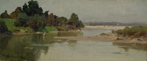 Amperlandschaft ⋅ um 1900 Image
