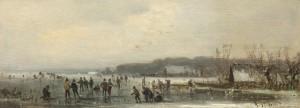 Winterfreuden ⋅ um 1880 Image