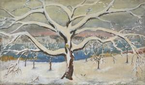 Winter am Chiemsee ⋅ um 1940/45 Image