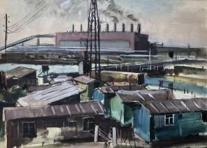 Industrieanlage ⋅ 1944 Image