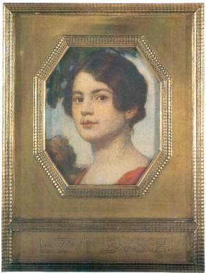 Mädchenbildnis ⋅ um 1905 Image
