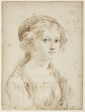Mädchenbildnis ⋅ 1791 Image