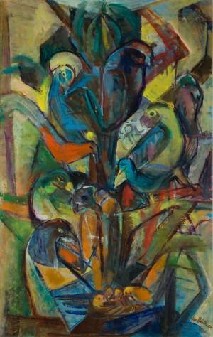 Schlafbaum der Vögel ⋅ 1962 Image