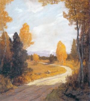 Sonniger Herbsttag ⋅ 1922 Image
