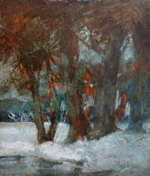 Erster Schnee ⋅ um 1940 Image