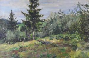 Waldstück ⋅ 1943 Image