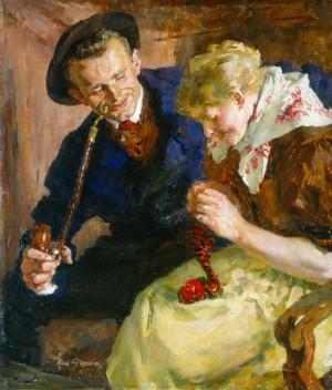 Junge Liebe ⋅ um 1920 Image